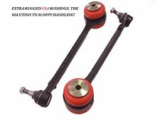 PAIR Control Arms Front Lower Ball Joint and  Bushings 2004-11 Dodge Charger 2WD