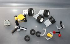 Lego Specialty Piece Lot Wheels Tires Handle Bars Propeller   -GGGG