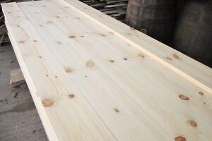 New Pine Boarding WIDE 190MM