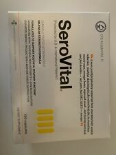 Serovital 120 Capsules  Exp: 12/20 SEALED NEW, Defy Aging and Live Younger