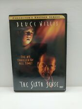 The Sixth Sense (Collectors Edition Seri DVD