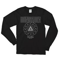 SoundGarden RIP Chris Cornell Tribute 100% Cotton Gildan Long sleeve T-shirt