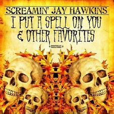 I Put A Spell On You & Other Favorites - Screamin' Jay Haw (2013, CD NIEUW) CD-R