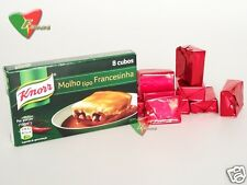 KNORR FRANCESINHA Sauce Cubes - Get 16cubes  of Portuguese Oporto Famous Sauce
