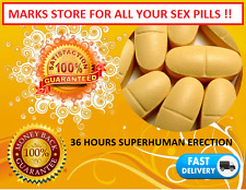 30 x 20mg INTENSEX YELLOW SEX TABLETS ERECTION AID FOR MEN PILLS @ SALE PRICE @
