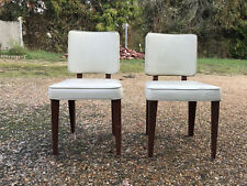 chaise  vintage 1962  us mid century 1950 prouve