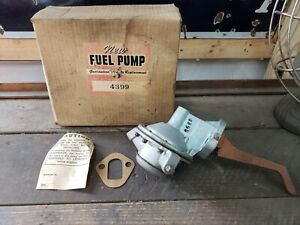 NORS fuel pump Buick 1957 1958 BUICK CENTURY LIMITED ROADMASTER SPECIAL SUPER