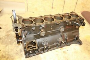 BMW E36 E39 328 528 Z3 M52 2.8L 6 Cylinder Engine Block Housing Bare 1748933 OEM