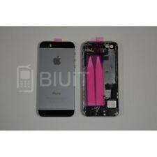 Coque Arrière Complète Apple Iphone 5 S Noir Couverture Pièces de rechange