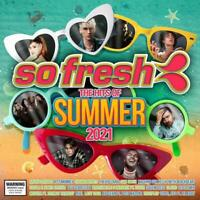 So Fresh The Hits of Summer 2021 Various Artists CD NEW