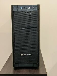 Cougar Archon PC Computer Case For Gaming - Mid Tower - Micro ATX / ATX
