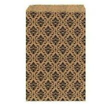 DAMASK Kraft Paper Bags 6x9