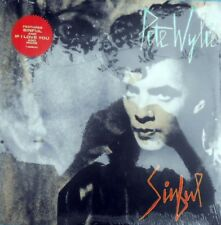 Pete Wylie ORIG US Sealed LP Sinful '87 Virgin 7906001 Mighty Wah Synth Pop Rock