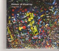 (GC194) Mosaic Of Disarray, Channel D - 2012 Sealed CD