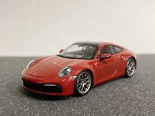 Minichamps 1/43 Porsche 911 Carrera 4S (992)