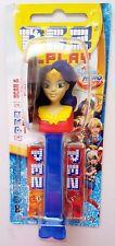 PEZ Candy & Dispenser - DC Comics Super Hero Girls WONDER WOMAN Justice League