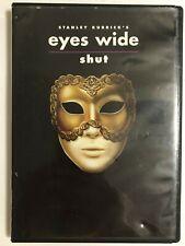Eyes Wide Shut 2disc dvd