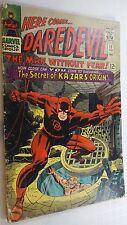 Daredevil #13 Ka-Zar Vg Romita Art Cool Cover