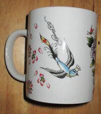 Riesiger Kaffeebecher von Ed Hardy