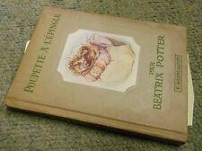 Histoire de Poupette-a-L'Epingle [The Story Mrs. Tiggy-Winkle in French]