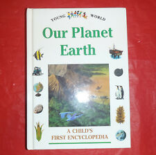 Young World Our Planet Earth by Keith Lye (1993, Hardcover)