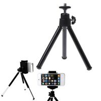 Universal Mini Portable Tripod Holder Stand for Canon Nikon Camera Camcorder New