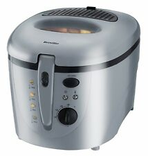Breville VDF054 Deep Fat Fryer 2L Oil 1kg Food Capacity 2000W 1 Year Guarantee