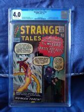 Strange Tales #110 CGC 4.0 1st App Doctor Strange, Ancient One, Wong, Nightmare