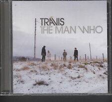 Travis - Man Who CD /