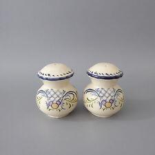 Zeller Keramik Favorite Salzstreuer & Pfefferstreuer   UNBENUTZT (D)