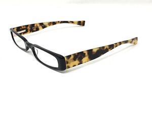 EYEBOBS Thick Eye 2108 T3 Eyeglasses Readers Black / Tortoise + 1.25