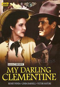 My Darling Clementine (1946) - Henry Fonda,Linda Darnell (Region All)