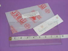 """Replacement 4x8 CUTTING MAT For QuicKutz REVOLUTION Tool & 12"""" Platform~NEW SIZE"""