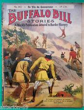 BUFFALO BILL  LE FILS DU GOUVERNEUR  1911 EICHLER fascicule 192  WILLIAM CODY