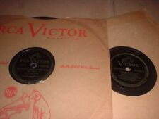 78RPM 2 Victor by Joe Reichman, 2Night We, Very Thought of U /Im in the Mood 4 V
