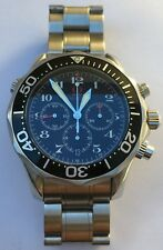 Omega Seamaster Professional Olympic Edition Automatic Chronograph Watch