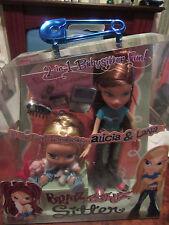 BRATZ in scatola 2 in 1 BABY-SITTER Divertente!!! ALICIA e lana.