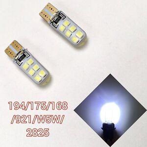 T10 168 194 175 2827 12961 921 White LED Bulb Rear Reverse Backup Canbus B1 B