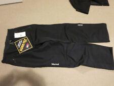 Mens New Marmot Minimalist Pants Size Small Color Black Goretex