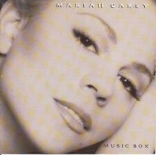 Mariah Carey: [Made in USA 1993] Music Box          CD