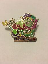 Disney's Princess and the Frog Tiana and Naveen Mardi Gras 2015 Pin LE