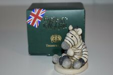 Harmony Kingdom Ebsy Mini Toy Zebra Box Figurine Rw05Eb Royal Watch 2005