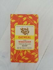 NEW Crabtree & Evelyn Oatmeal & Wheatgerm Triple Milled Soap 158g