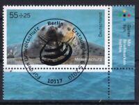 BRD 2010 gestempelt MiNr. 2795  Umweltschutz Meeresschutz Robben