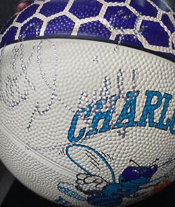 Matt Geiger Charlotte Hornets Basketball Signed Celebrity Golf Tournament 1998