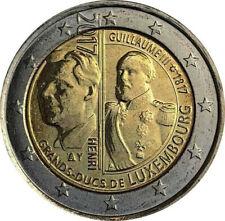 "Rolle 25 x 2 Euro Gedenkmünze Luxemburg ""200. Geburtstag Wilhelm III."" 2017 unc."