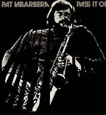 LaBarbera Pat, Pass It On - with Richie Beirach, Gene Perla LP