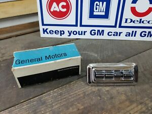 NOS 1959-1970 Buick Chevy Pontiac Olds 4 Gang Power Master Window Switch 5718379