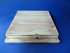 Socle en bois imitation marbre pour soldats ou figurines 54 ou 60 mm