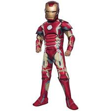 Iron Man Avengers Age of Ultron Halloween Costumes Boys Ironman and Thor